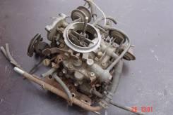 Тойота , карбюратор, компрессор кондея. Toyota