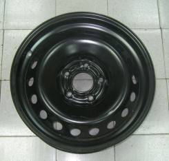 Накладка на колесный диск. Nissan X-Trail, T31, NT31, DNT31, TNT31 Двигатели: QR25DE, M9R127, MR20DE, M9R, M9R130, M9R110