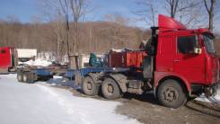 МАЗ 64229. Продам сцепку, 15 000 куб. см., 30 000 кг.