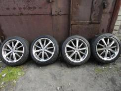G-Corporation Estatus Style-ST65. 7.5x18, 5x114.30, ET48, ЦО 73,0 мм.