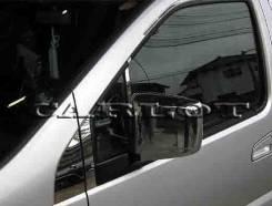 Накладка на стойку. Nissan Elgrand, ATE50, APE50, AVWE50, AVE50, ALE50, ALWE50, APWE50, ATWE50. Под заказ