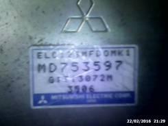 Блок управления автоматом. Mitsubishi Eterna, E54A Mitsubishi Emeraude, E54A Mitsubishi Galant, E54A Двигатель 6A12