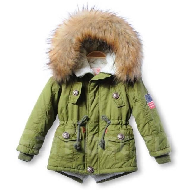 фото куртка парка детская