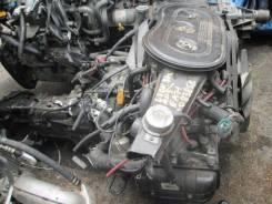 Двигатель в сборе. Subaru Leone, AP3 Двигатель EA71