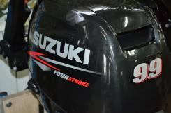 Suzuki. 9,90л.с., 4х тактный, бензин, нога S (381 мм), Год: 2015 год