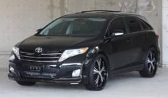 Обвес кузова аэродинамический. Toyota Venza