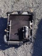 Радиатор охлаждения двигателя. Mitsubishi FG Mitsubishi Canter