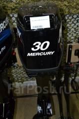 Mercury. 30,00л.с., 2-тактный, бензиновый, нога S (381 мм), Год: 2015 год