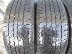 Bridgestone Dueler H/T D840. Летние, 2008 год, износ: 20%, 2 шт