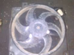 Мотор вентилятора охлаждения. Лада Калина