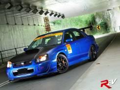 Обвес кузова аэродинамический. Subaru Impreza, GDB, GDA