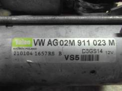 Стартер. Volkswagen Golf Audi A6 Audi S6