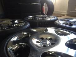 Bridgestone Lowenzahn. 8.5x19, 5x114.30, ET36, ЦО 73,0мм.
