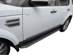 Подножка. Land Rover Discovery