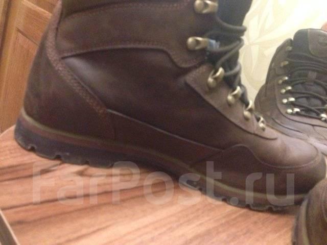 Новые оригинальные Ботинки Тимберленды мужские во Владивостоке - Обувь bb6ee5f73bfd2