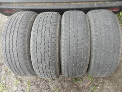 Bridgestone Dueler H/T D840. Летние, 2008 год, износ: 30%, 4 шт