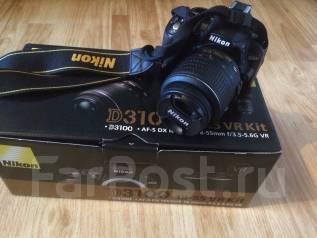 Nikon D3100. 10 - 14.9 Мп, зум: без зума