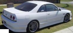 Бампер. Nissan Skyline, ECR33, BCNR33, ER33, ENR33, HR33