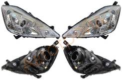 Фара. Honda Jazz Honda Fit Двигатели: L12B2, L13Z2, L12B1, L15A7, L13Z1