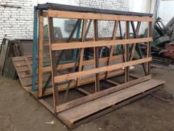 Пирамида(горка) для перевозки стекла