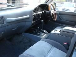 Консоль центральная. Toyota Land Cruiser, HDJ81 Двигатели: 1HDT, 1FZG
