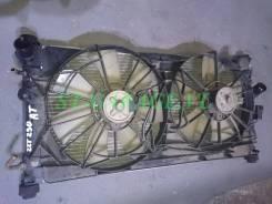 Радиатор охлаждения двигателя. Toyota Celica, ZZT231, ZZT230