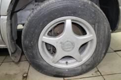 Комплект колёс 195/70/14. x14