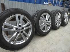 Nissan. 7.5x18, 5x114.30, ET55, ЦО 73,0мм.