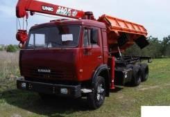 Переоборудование грузовиков