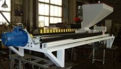 Оборудование для производства резиновых покрытий. Под заказ
