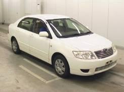 Toyota Corolla. NZE121, 1NZFE