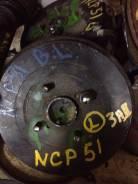 Ступица. Toyota Succeed, NCP50, NCP51, NCP51V, NCP52, NLP51V Toyota Probox, NCP51, NCP50, NCP52, NCP51V, NCP52V, NCP50V, NLP51V