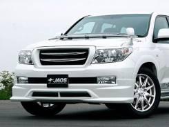 Обвес кузова аэродинамический. Toyota Land Cruiser, VDJ200, J200, UZJ200W, UZJ200