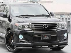 Обвес кузова аэродинамический. Toyota Land Cruiser, UZJ200W, VDJ200, J200, URJ202W, URJ202, UZJ200