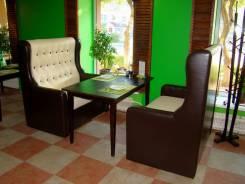 Изготовление мягкой мебели для баров и ресторанов