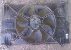 Мотор вентилятора охлаждения. Kia Rio