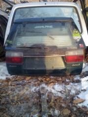Дверь багажника. Nissan Avenir Salut, PNW10, PW10, SW10, W10