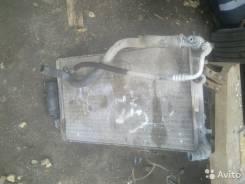 Радиатор охлаждения двигателя. Volkswagen Golf