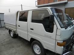 Toyota Hiace. Toyota Haice 1994г, 2 500 куб. см., 1 250 кг.