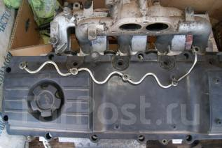 Трубка топливного насоса. Nissan Elgrand, ATWE50 Двигатель ZD30DDTI