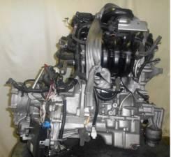 Продам двигатель Toyota 1KR в сборе с АКПП коса+комп (FF M300S)