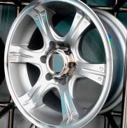 TGRACING LZ211. 8.0x17, 6x139.70, ET0, ЦО 110,5 мм.