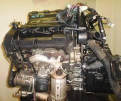 Двигатель в сборе. Mazda MPV, LWFW Двигатель AJ