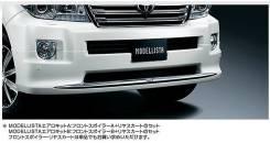Обвес кузова аэродинамический. Toyota Land Cruiser Двигатель F