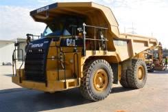 Caterpillar. 770 самосвал, 1 000 куб. см., 38 000 кг. Под заказ
