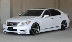 Обвес кузова аэродинамический. Lexus LS600H / 600HL, UVF45 Lexus LS460, USF40. Под заказ