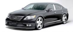 Обвес кузова аэродинамический. Lexus LS600hL Lexus LS460 Lexus LS460 / 460L. Под заказ