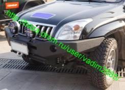 Бампер. Karavan Raptor Toyota Land Cruiser Prado. Под заказ