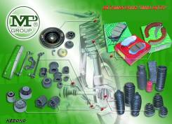 Втулка амортизатора. Mitsubishi: Montero Sport, Pajero Sport, 1/2T Truck, Pajero, Nativa, Montero, Challenger Nissan Terrano, R20, WD21 Nissan Mistral...