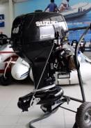 Suzuki. 40,00л.с., 2х тактный, бензин, нога S (381 мм), Год: 2016 год